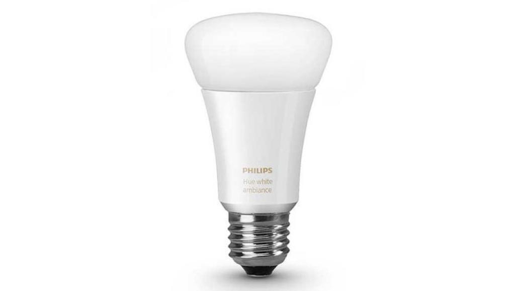 White Phillips Hue Light