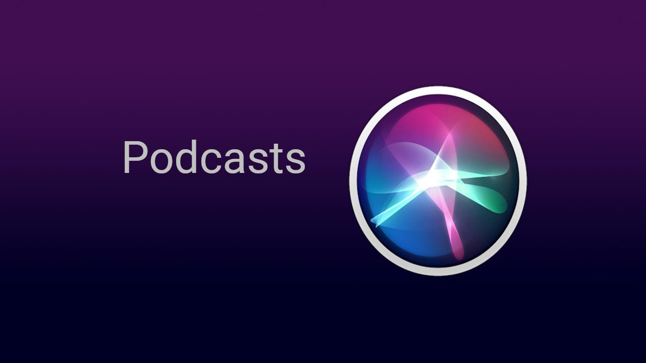 Siri Podcasts Commands