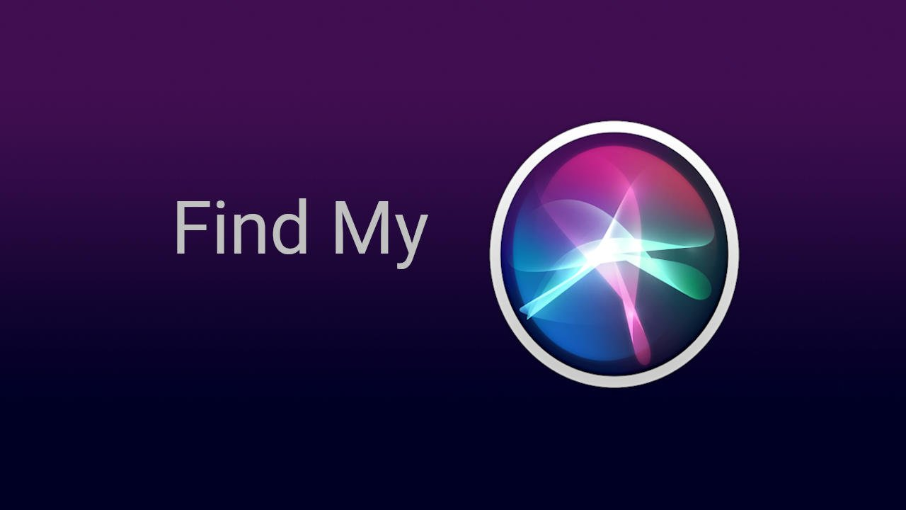 Siri Find My Commands