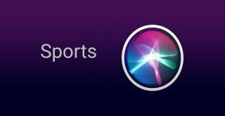 Siri Sports Commands